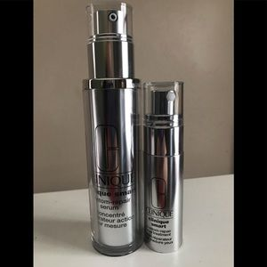 Clinique Smart Serum 1.7 for Face and Eye .5 New!